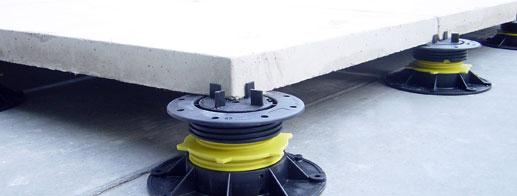 hydrapressed concrete pavers